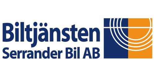 Biltjänsten Serrander Bil AB Logo