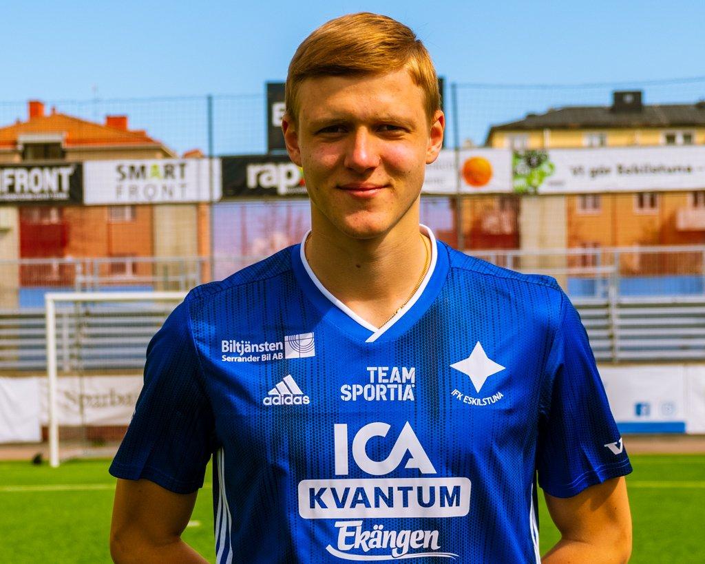 Spelartrupp Carl Wärme