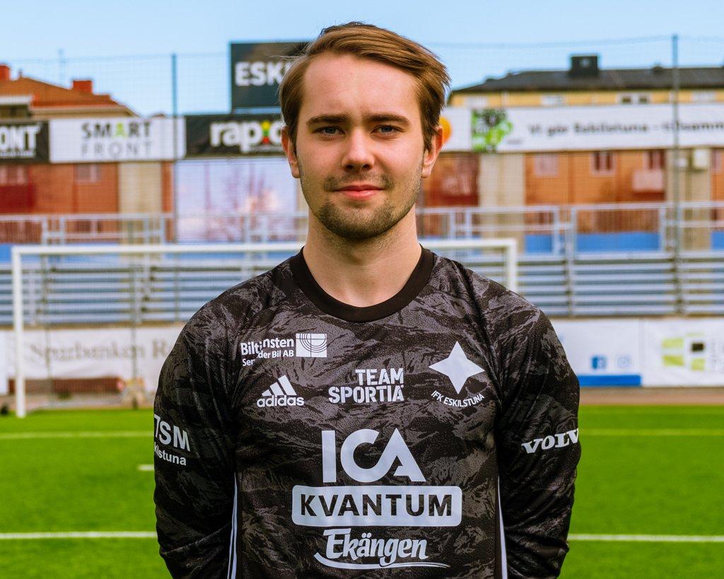 Spelartrupp Hampus Jakobsson
