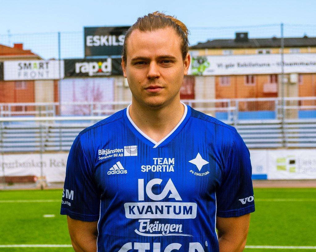Spelartrupp Jakob Jensen