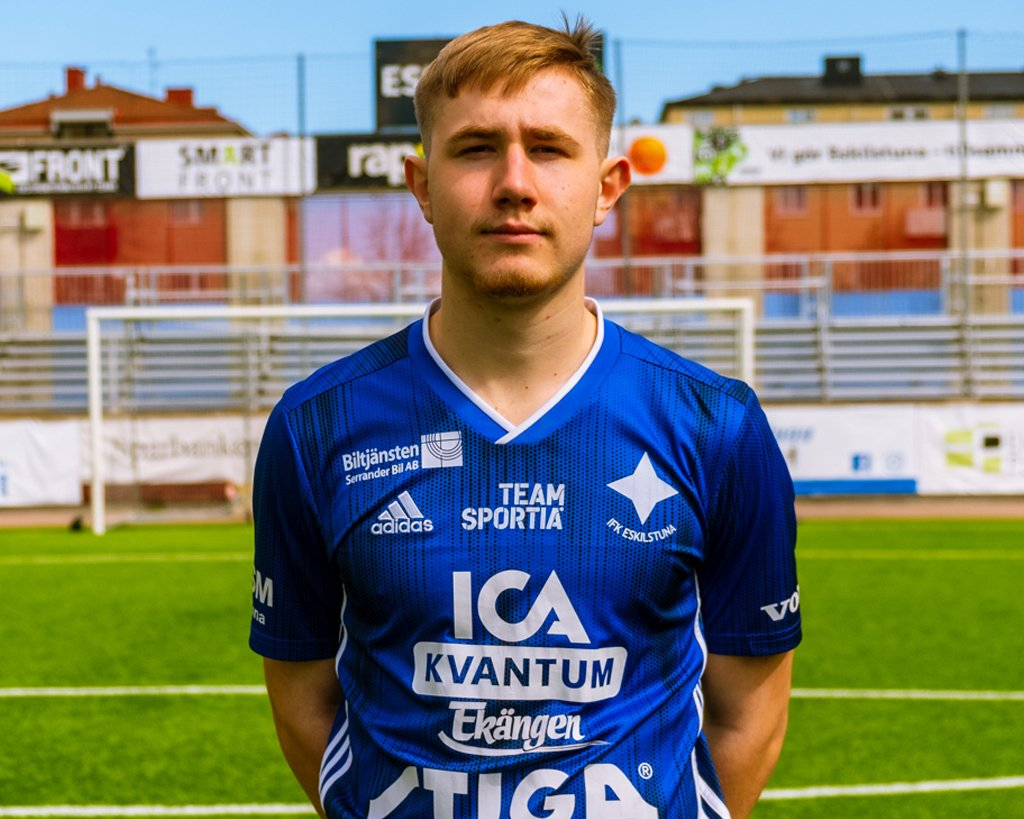 Spelartrupp Joel Hedström