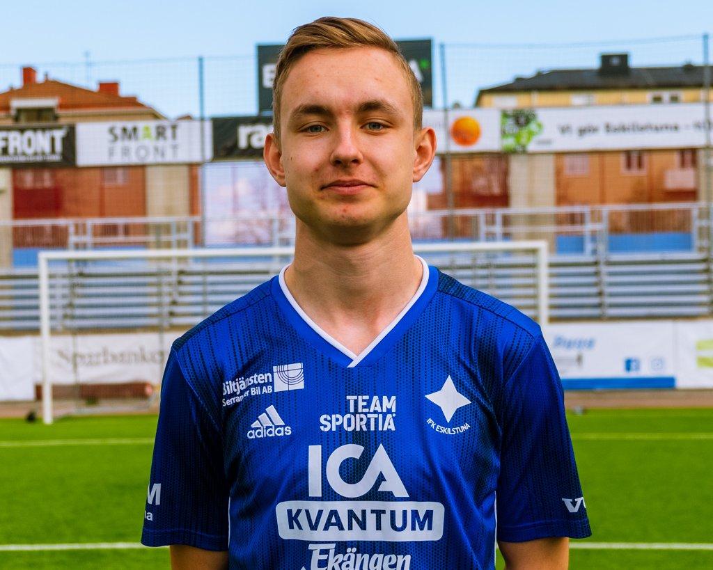 Spelartrupp Joel Rigö