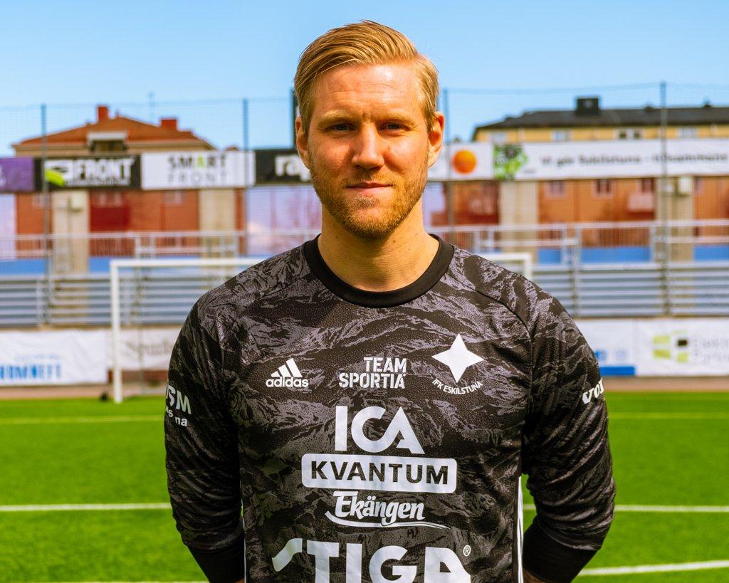 Spelartrupp Petter Björkman