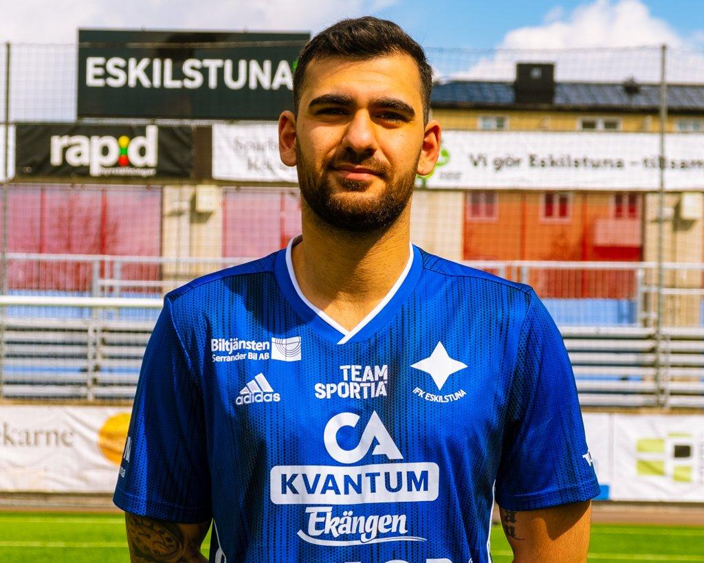 Spelartrupp Peyman Alkoyun