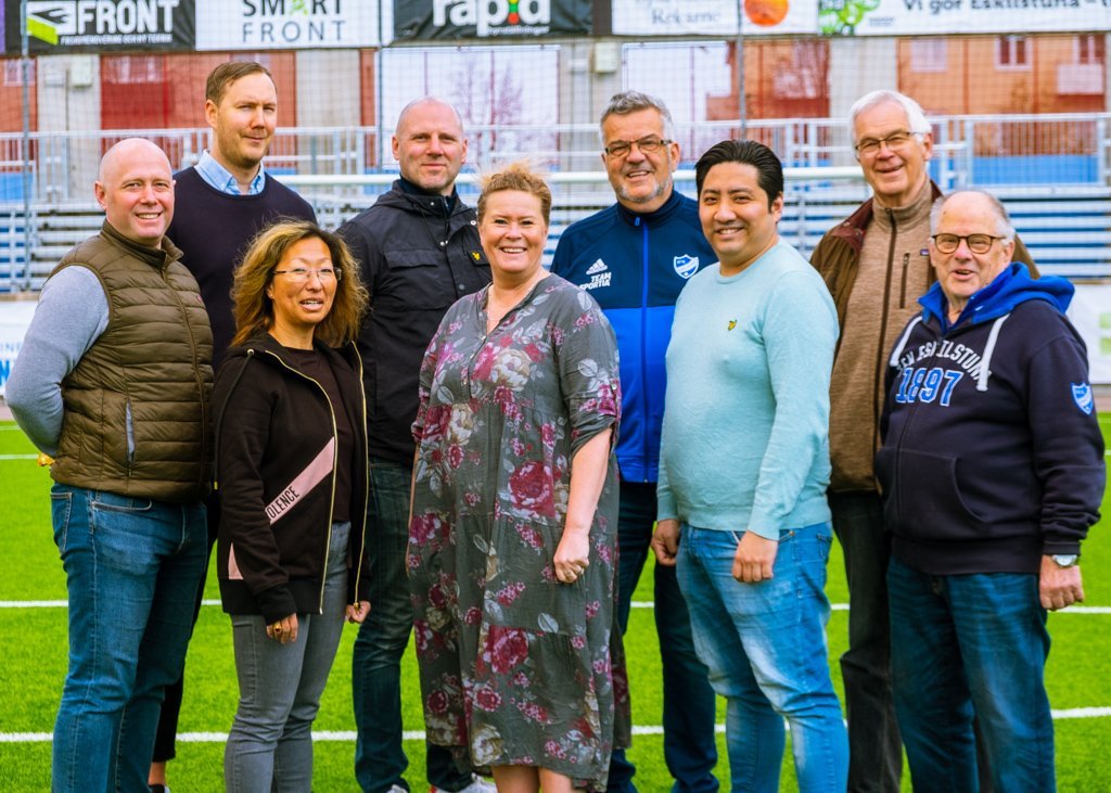 IFK Eskilstuna Styrelsen 2021