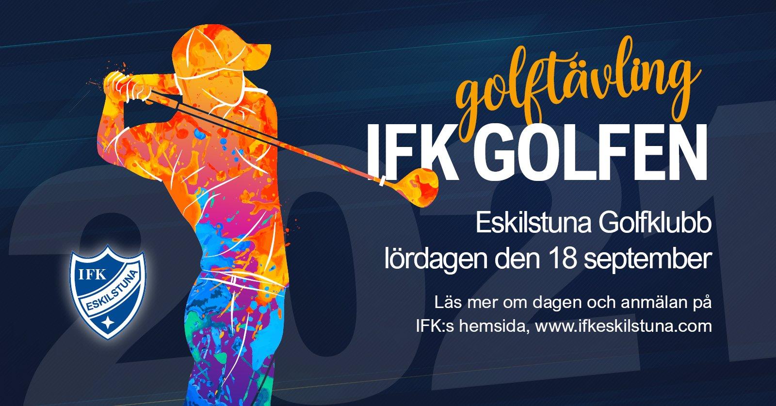 IFK golfen 2021
